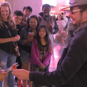 Vegas street magician - Comedy Magician in Minneapolis, Minnesota