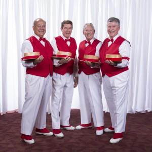 Velvet Frogs - Barbershop Quartet in Long Beach, California