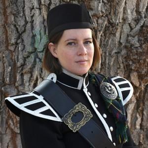 Vera Hamilton - Event Bagpiper - Bagpiper / Celtic Music in Orem, Utah