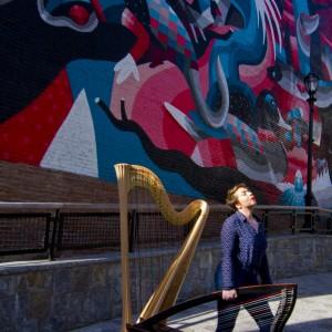Veronica Ní Ghrianáin - Harpist / Celtic Music in New York City, New York