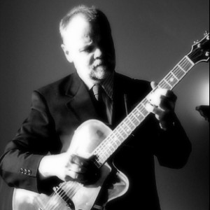 Victor Saumarez - Jazz Guitarist in Lahaina, Hawaii