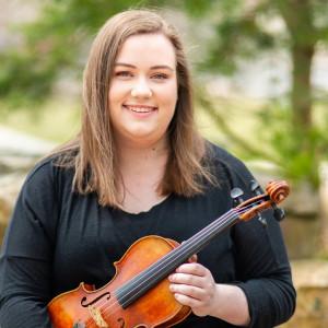 Victoria Senko - Violinist - Violinist / Strolling Violinist in Amherst, Massachusetts