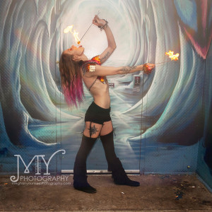 Victoria Taylor Performance Arts  - Fire Performer / Fire Eater in Denver, Colorado