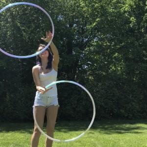 Victoria Viscusi Performance Hooping - Hoop Dancer in Schenectady, New York