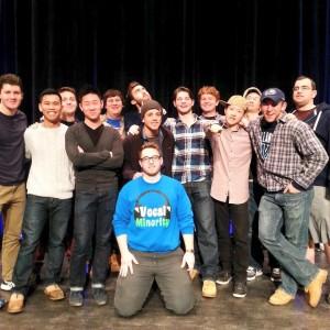 Villanova Vocal Minority - A Cappella Group in Villanova, Pennsylvania