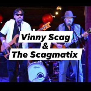 Vinny Scag and the Scagmatix - Classic Rock Band in Lynn, Massachusetts