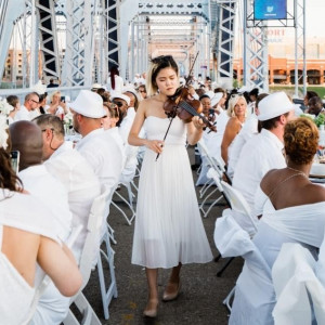 Wedding or event violinist from Juilliard - Violinist in Cincinnati, Ohio