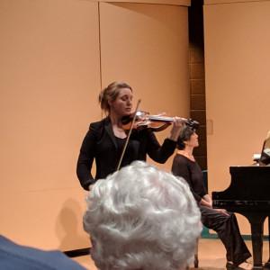 Cassandra Moore - Violinist - Violinist in North Haven, Connecticut