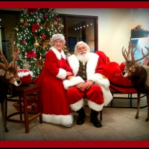 Virginia/Carolina Santa - Santa Claus in Chatham, Virginia