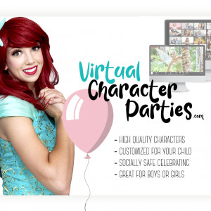 Virtual Character Parties - Princess Party / Children's Party Entertainment in Kapolei, Hawaii