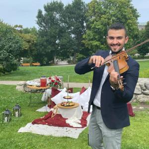 Virtuoso Violin Service - Violinist in Ottawa, Ontario