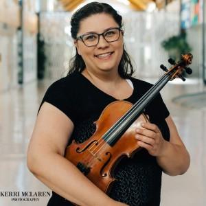 Vitula Wedding Music - Violinist in Saskatoon, Saskatchewan