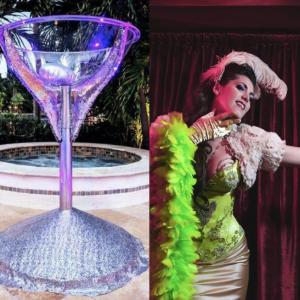 Erika Moon & Productions - Burlesque Entertainment in Miami, Florida
