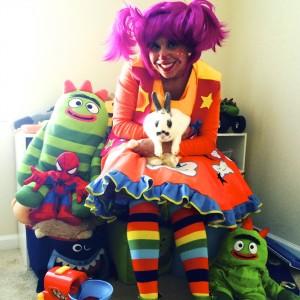 Vivi the Clown