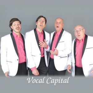 Vocal Capital - Barbershop Quartet in Sunnyvale, California