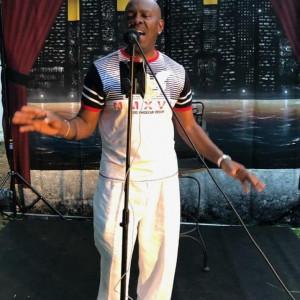 Von Pariss The Entertainer - R&B Vocalist in Washington, District Of Columbia