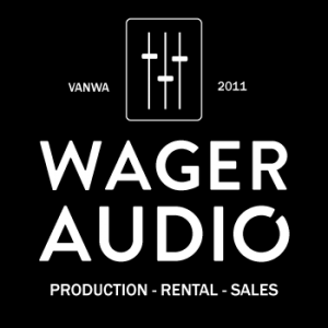 Wager Audio - Sound Technician in Vancouver, Washington