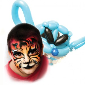 Wagner Events, Face Painting & Balloon Twisting - Face Painter / Children's Party Entertainment in Tampa, Florida