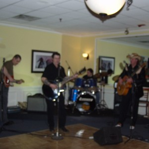 Walk the Line Band - Johnny Cash Impersonator / Tribute Band in New Bedford, Massachusetts