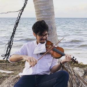 Wandering Violinist - Violinist / Strolling Violinist in Red Wing, Minnesota
