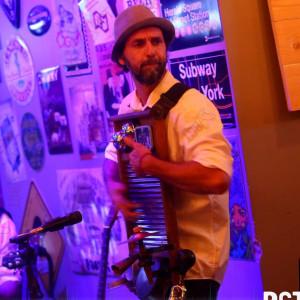 Washboard Leo - Jazz Band / Bossa Nova Band in Woodside, New York