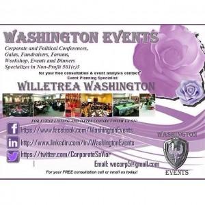 Washington Events LLC - Event Planner in Pontiac, Michigan