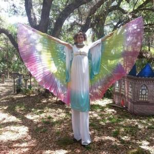 Way Too Tall Torrie - Stilt Walker / Balloon Twister in Fort Myers, Florida