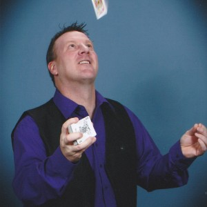 Wayne Tellier - Magician in London, Ontario