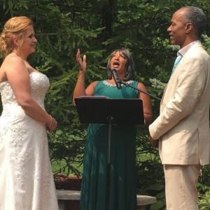 Weddings with Angie BEE - Wedding Officiant in Daytona Beach, Florida