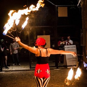 Wendybird Hoops - Circus Entertainment / Fire Eater in Manchester Township, New Jersey