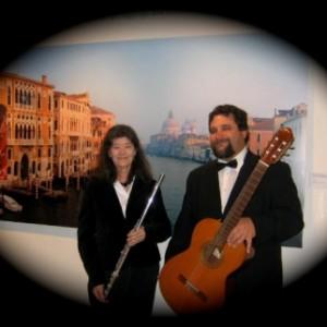 Wentworth-Romero Duo - Flute Player in Pacifica, California