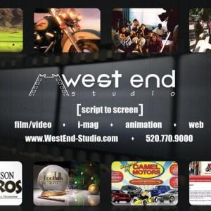 West End Studio - Video Services in Tucson, Arizona