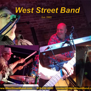 West Street Band - Cover Band / Dance Band in Cary, North Carolina