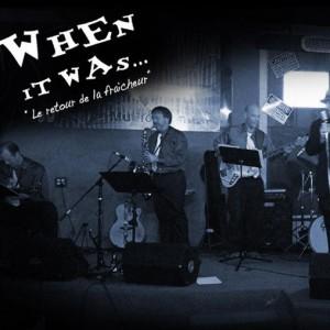 When It Was... - Jazz Band in Denver, Colorado