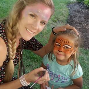 Whimsy Pixie Paint - Face Painter in Oregon, Illinois