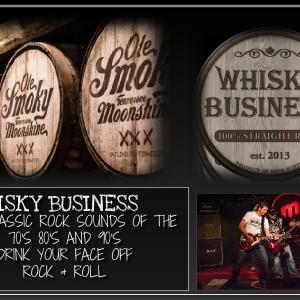 Whiskey Business - Classic Rock Band in Dartmouth, Nova Scotia