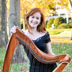 Whitney Cairns, Harpist - Harpist in Lynchburg, Virginia