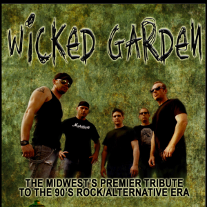 Wicked Garden - 1990s Era Entertainment in St Paul, Minnesota