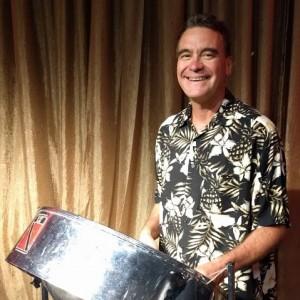 Wilbur Krebs - Steel Drum Player in Kent, Ohio