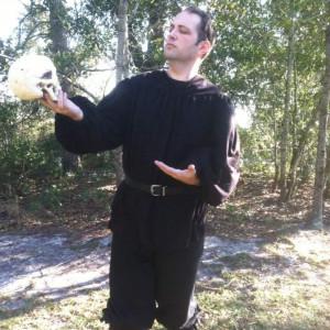 William J Shakespeare - Historical Character / Impersonator in Jacksonville, Florida