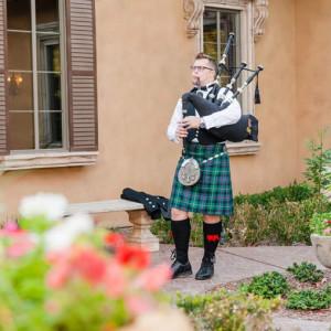 William Thayer - Bagpiper / Celtic Music in Phoenix, Arizona
