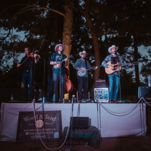 Wood & Steel Live Music Company - Bluegrass Band in Los Angeles, California