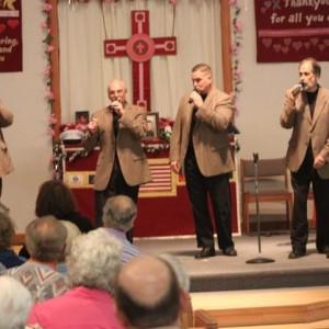 Worship-4 Gospel Quartet - Gospel Music Group in Elkhart, Indiana