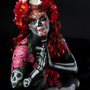 Xcentricity Body Painting