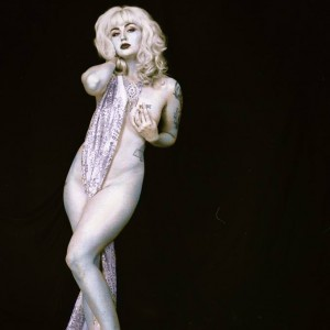 Xena Zeit-Geist - Burlesque Entertainment in New Orleans, Louisiana