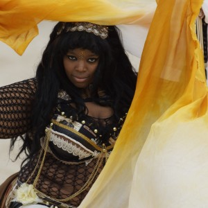 Yasaman Vrd'dhi - Belly Dancer in Westminster, Maryland