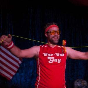 Yo-Yo Guy