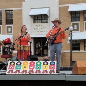 Yogoman & Bongo Jac - Beach Music / Caribbean/Island Music in Texarkana, Arkansas