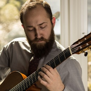 Zachary Grim - Classical Guitarist in Baltimore, Maryland