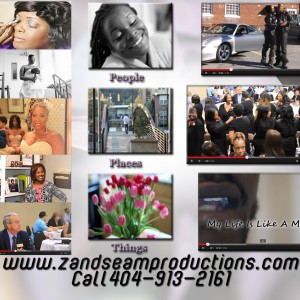Zandseam Productions - Videographer in Decatur, Georgia